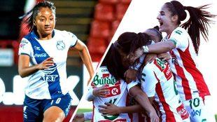 Puebla está en Liguilla y las Centellas ganan por primera vez.