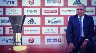 El Fenerbahce de Obradovic es el principal favorito para ganar la...