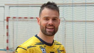 El jugador francés Thomas Tesoriere /