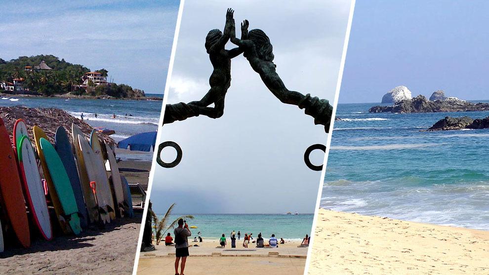 Las 5 Playas En México Para Disfrutar La Semana Santa 2019 Marca Claro México