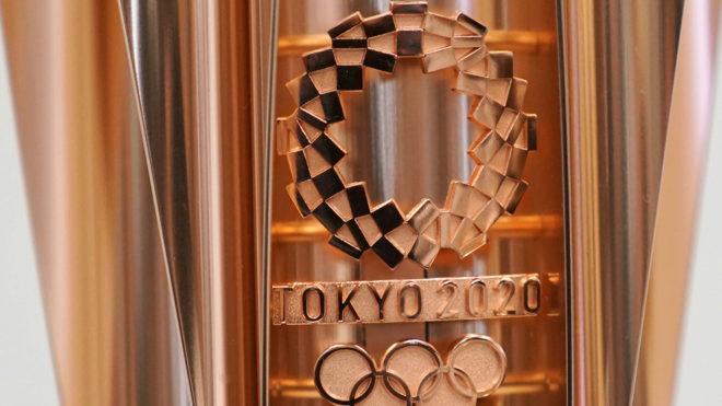 La antorcha de Tokyo 200
