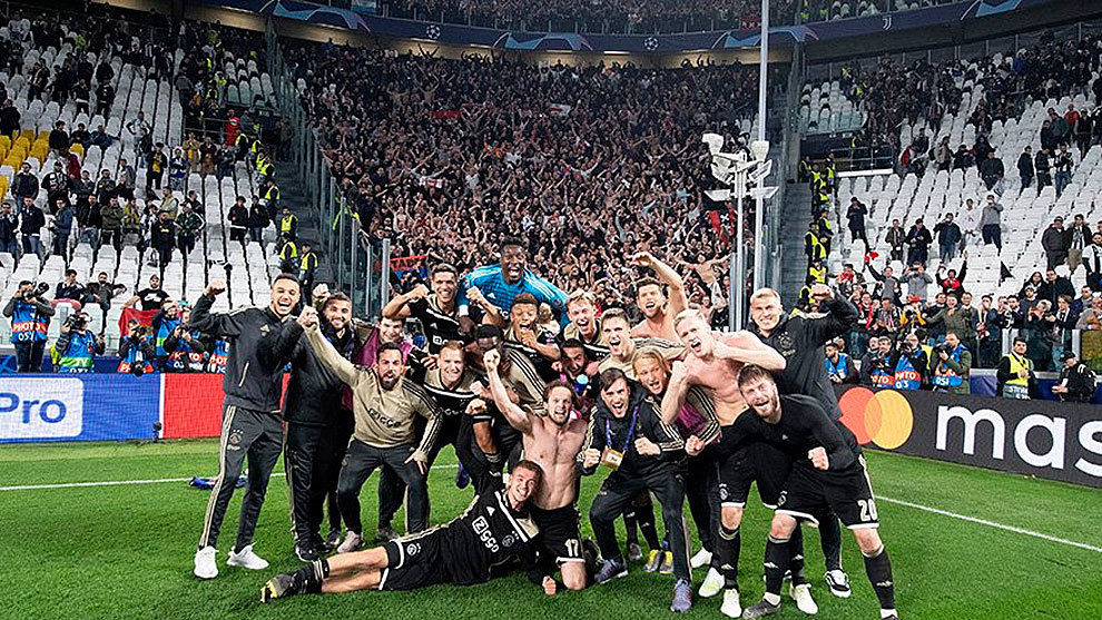 Ajax Juventus Twitter: Champions League: The Madness Of Ajax: From Overmars