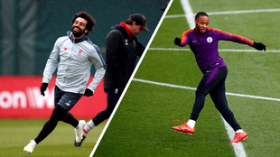 Manchester City y Liverpool buscan su pase a semifinales.
