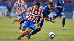 Atlético de San Luis y Celaya abren las acciones este miércoles.