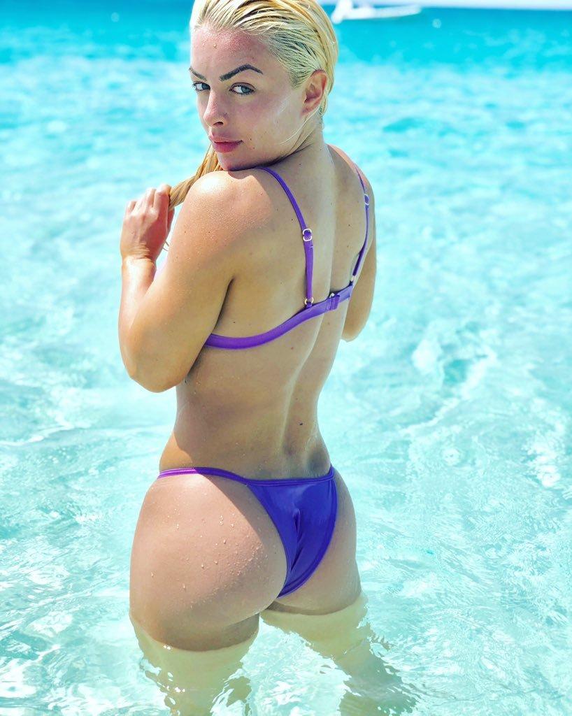 WWE: La foto en bikini de mandy rose que no le ha... | MARCA.com