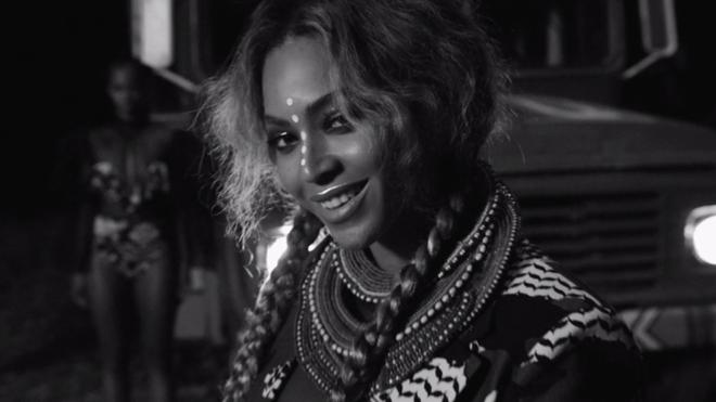 Beyoncé lanza una colección de ropa para celebrar su nuevo álbum