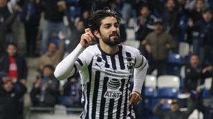 Rodolfo Pizarro volverá a enfrentar a Tigres en una final
