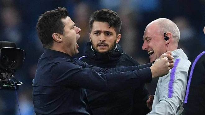 Champions League Manchester City Vs Tottenham Pochettino My Happiest Moment As A Coach Was With Espanyol Not Tottenham Marca In English