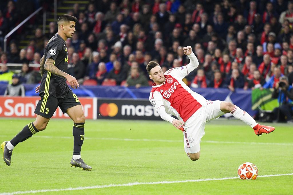Transfer Market: The fortune that Ajax could receive this summer
