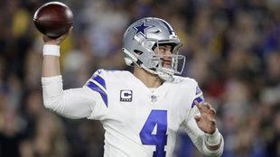 Cowboys abre temporada ante Giants.