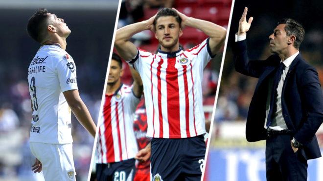 Monterrey vence a Veracruz y clasifica a la liguilla del fútbol mexicano