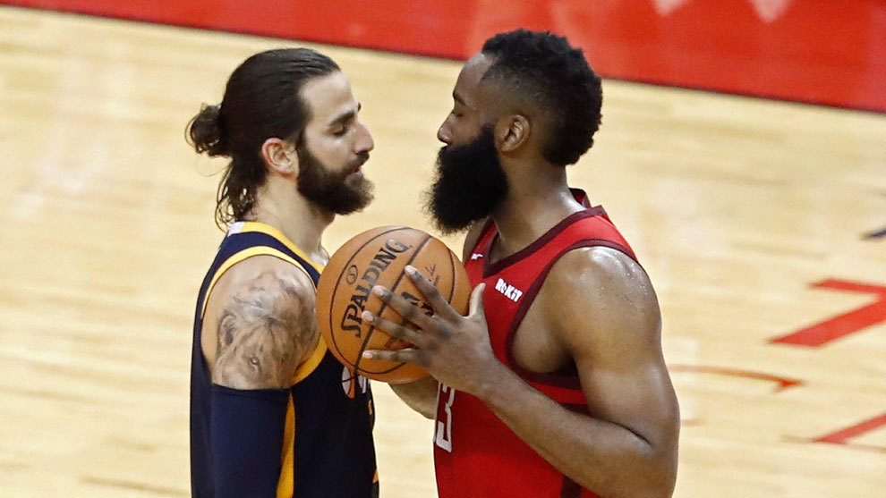 Rockets es sinónimo de Harden — PlayOffs NBA