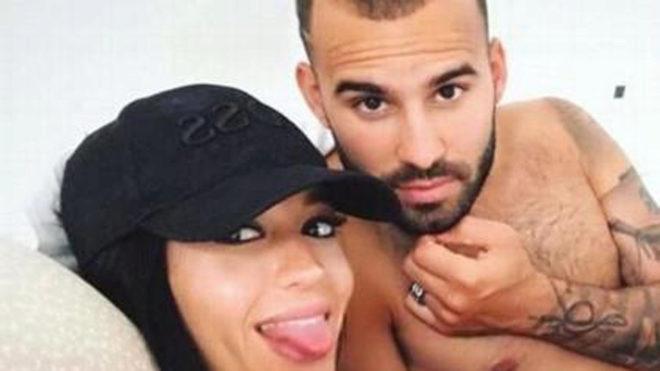 Aurah Ruiz y Jesé cuando todavía eran pareja
