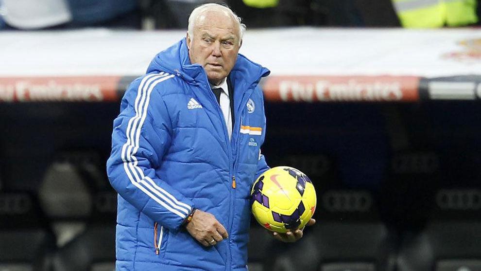 Fallece Agustín Herrerín, histórico delegado del Bernabéu y empleado del Real Madrid