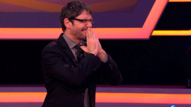 Juanra Bonet, presentador de 'Boom' en Antena 3