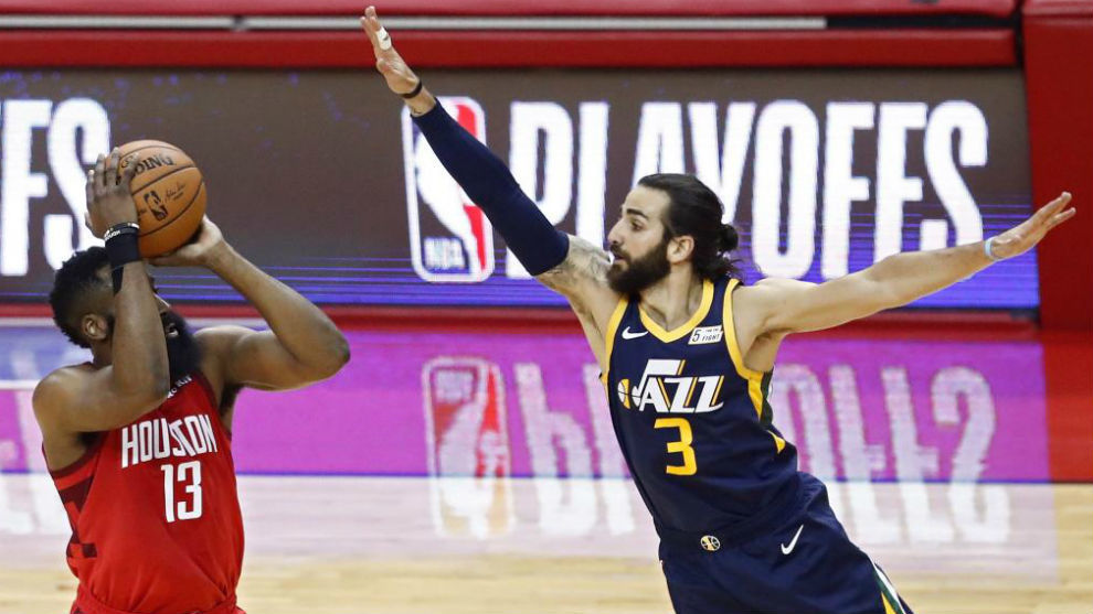 Rockets es sinónimo de Harden — PlayOffs NBA
