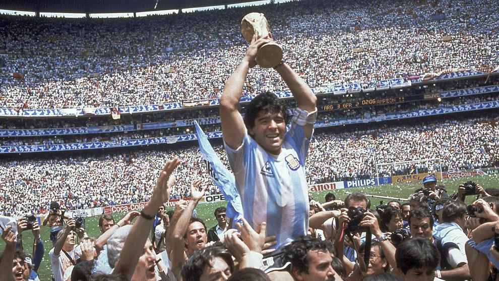 Diego Maradona tendrá una película biográfica.