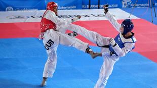 René Lizárraga busca un lugar en los Juegos Olímpicos.