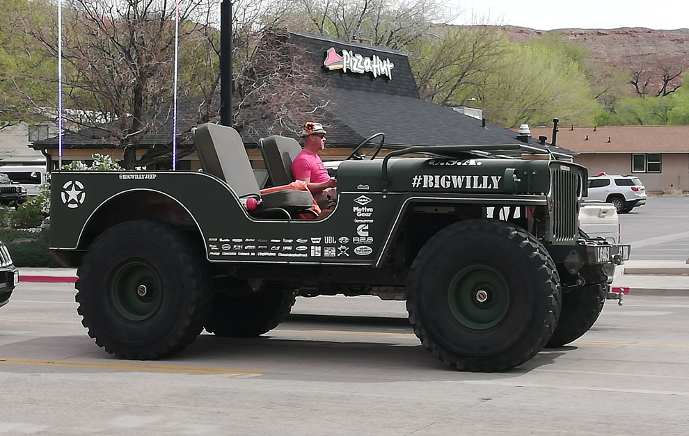 Moab Easter Jeep Safari 2019.