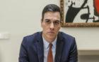 Pedro Sánchez, en una entrevista con MARCA