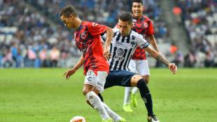 El Veracruz recibirá al Monterrey en el Luis 'Pirata' Fuente.