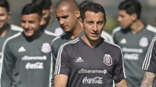 Andrés Guardado habla sobre su paso por la selección mexicana.