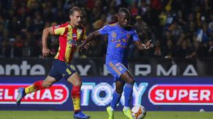 Tigres y Morelia medirán fuerzas este sábado en el estadio...