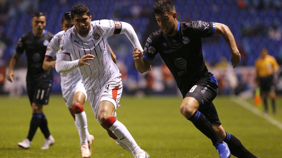 Chivas y Puebla se juegan sus aspiraciones de Liguilla en el estadio...