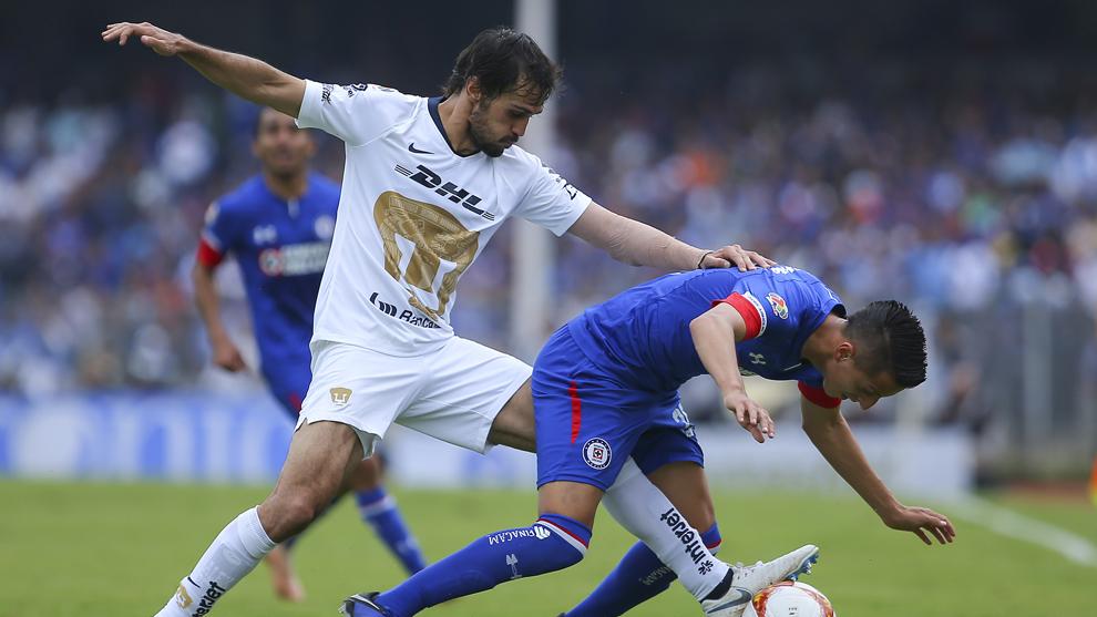 Cruz Azul y Pumas protagonizarán el partido más atractivo de la...
