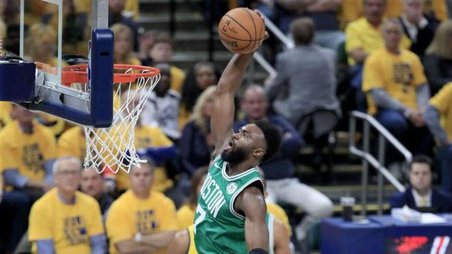 Celtics de Boston están a un paso de las semifinales de conferencia