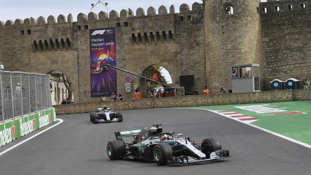 | F1 2018 T.22 | 8/11 Sanciones Gran Premio de Azerbaiyán (Baku) 15557609439403