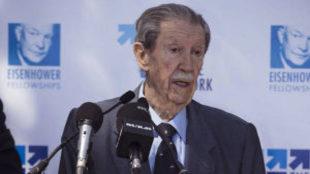 Manuel Alcántara ha fallecido a los 91 años