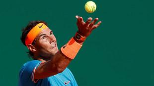 Rafael Nadal - Fabio Fognini: semifinales de Montecarlo en directo