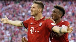 Süle celebra su gol al Werder Bremen