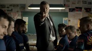 Captura del vídeo promocional.