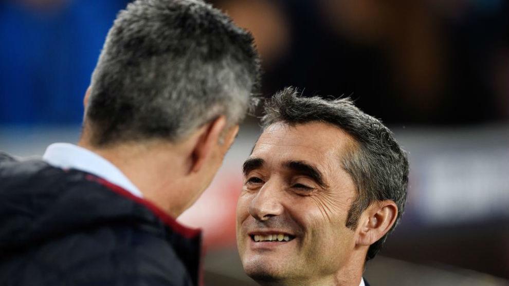 Imanol and Valverde.