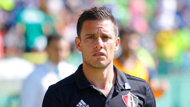 Ayala previo al partido ante el León.