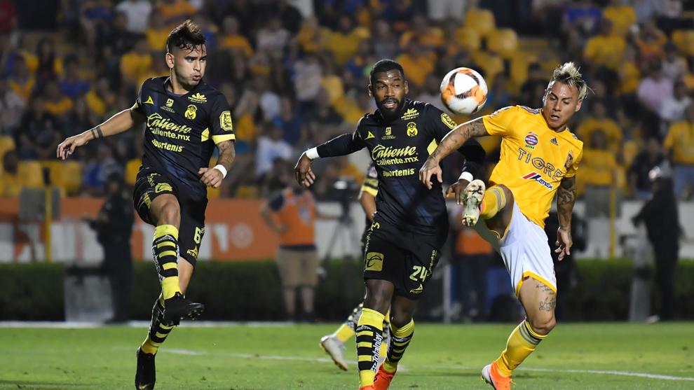 Los Tigres vinieron de atrás y rescataron el empate a tres con gol de...