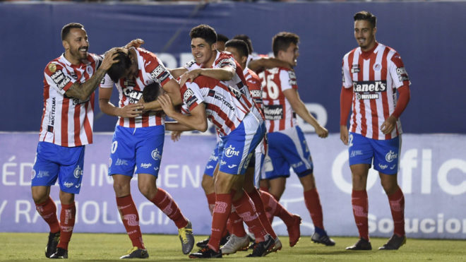 Los de San Luis se clasificaron a semifinales