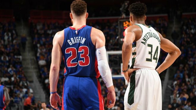 La imprescindible acción de un asistente de los Milwaukee Bucks