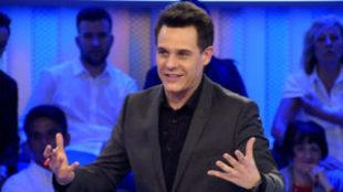 Christian Gálvez, presentador de 'Pasapalabra'