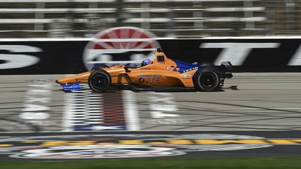 Alonso sobre el fallo de su McLaren:
