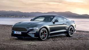 Ford Mustang Bullitt, el ícónico 'muscle car' americano.