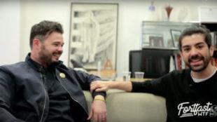 Fragmento de la entrevista en el canal de Fortfast