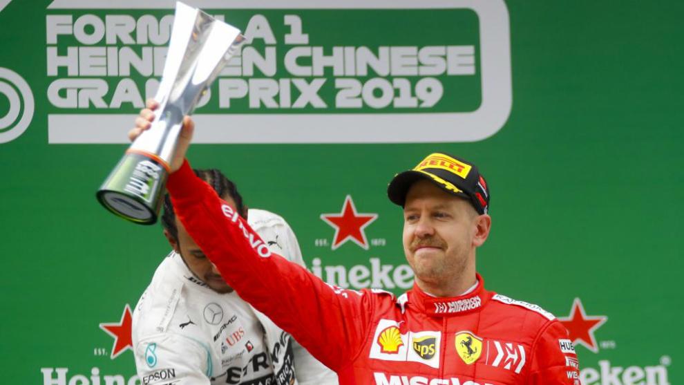 Vettel: 455 millones (Toro Rosso-Red Bull-Ferrari)