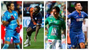 El 11 ideal de la jornada 15 del Clausura 2019 de la Liga MX