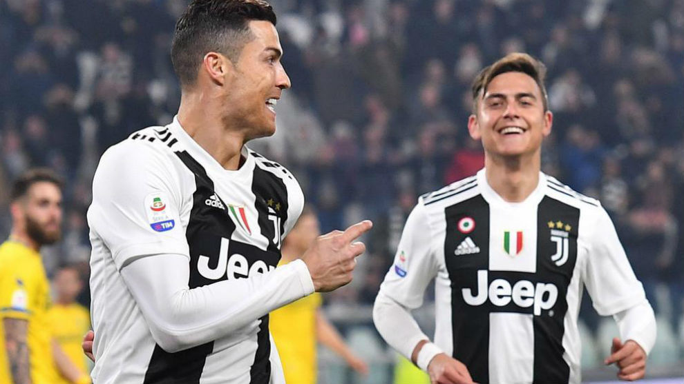 Serie A: Tardelli: Some players suffer with Cristiano Ronaldo; Dybala is one of them | MARCA in English