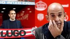 Eloy Jiménez fue presentado poco después de la despedida de Alberto...