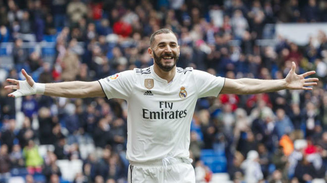 Image result for benzema