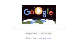 Doodle de Google dedicado al Día de la Tierra